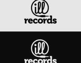 nº 121 pour I need a fresh new logo for ill records :) par didoo87