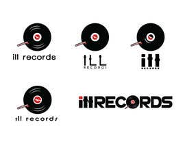 nº 119 pour I need a fresh new logo for ill records :) par YKNB