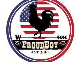 nº 8 pour Proudboys NYC par santosoroby