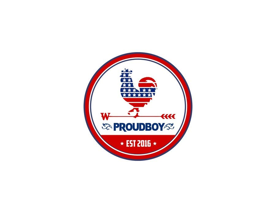 Proposition n°15 du concours Proudboys NYC
