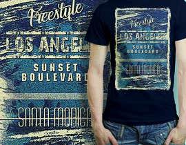 nº 20 pour Design an image for a T-shirt par harmeetgraphix
