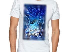 nº 7 pour Design an image for a T-shirt par KLTP