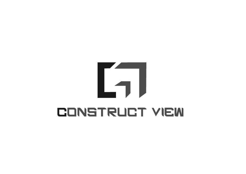 Proposition n°196 du concours ConstructView Logo