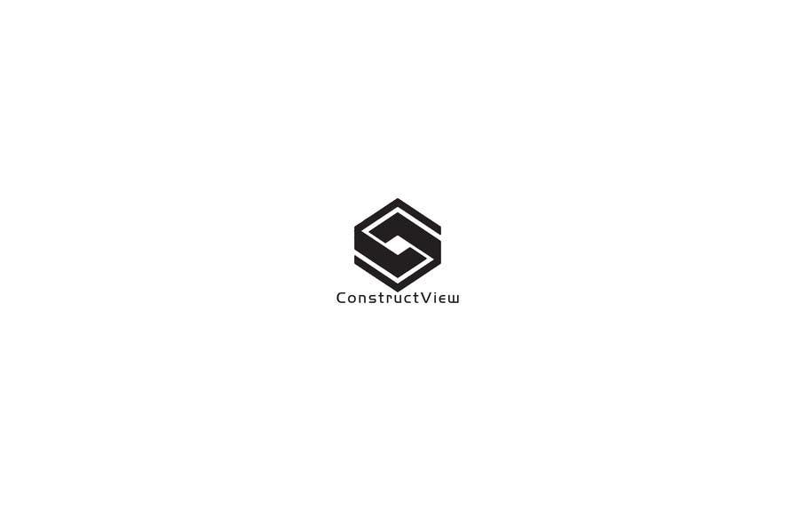 Proposition n°204 du concours ConstructView Logo