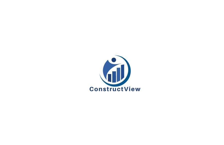 Proposition n°213 du concours ConstructView Logo