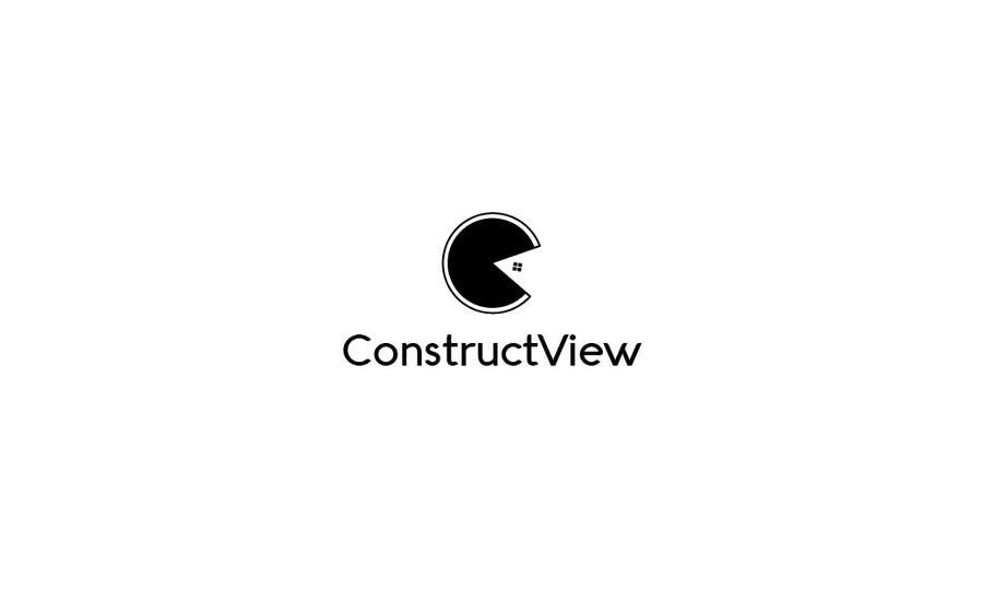 Proposition n°195 du concours ConstructView Logo