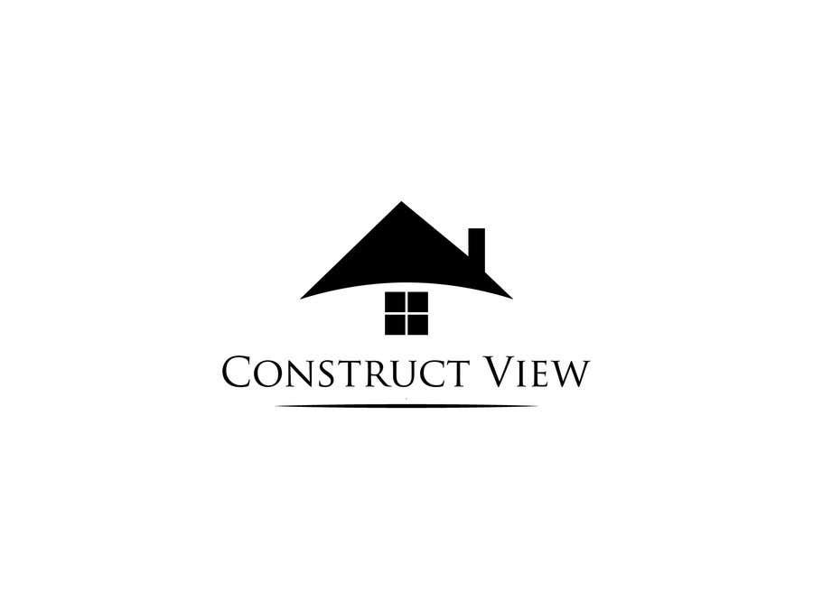 Proposition n°112 du concours ConstructView Logo