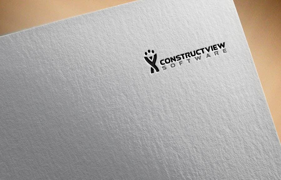 Proposition n°62 du concours ConstructView Logo