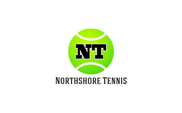 #280 for Logo Design for Northshore Tennis by melvtec