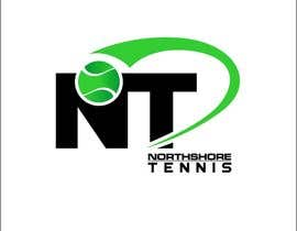 #327 para Logo Design for Northshore Tennis por arteq04