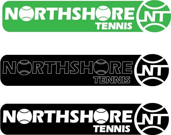 #229 for Logo Design for Northshore Tennis by idylynn