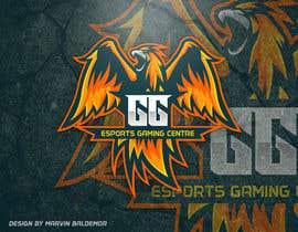 nº 67 pour Logo Design for GG eSports Gaming Centre par marvinbaldemor36