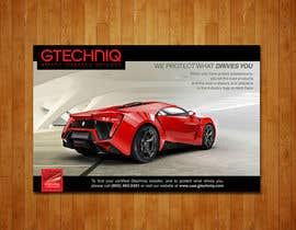 nº 67 pour Design an Automotive Advertisement par OnpointJamie
