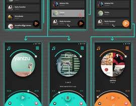 nº 4 pour Design an App Mockup par Ciptasmara1209