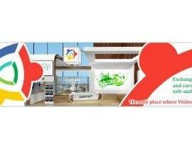 nº 7 pour Smart City Virtual Expo banner par raulcirt
