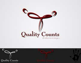 #19 cho Logo Design for Quality Counts bởi ivegotlost
