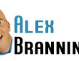 nº 6 pour Design a Logo for Alex Branning par vinayak5780