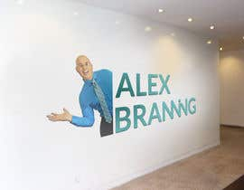 nº 19 pour Design a Logo for Alex Branning par anupomroy372