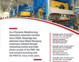 nº 5 pour Full Page 7 x 10 Ad par dev3dworx