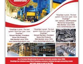 nº 10 pour Full Page 7 x 10 Ad par freeland972