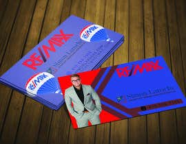 nº 10 pour Refresh a Business Card - Realtor par sagorkumer