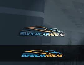 nº 76 pour Design a Logo for upcoming website SuperCarHire.ae par ikalt