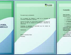 #4 para Identidad Corporativa / Corporate Identity for Proposal Document de CiroDavid