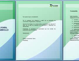 nº 4 pour Identidad Corporativa / Corporate Identity for Proposal Document par CiroDavid