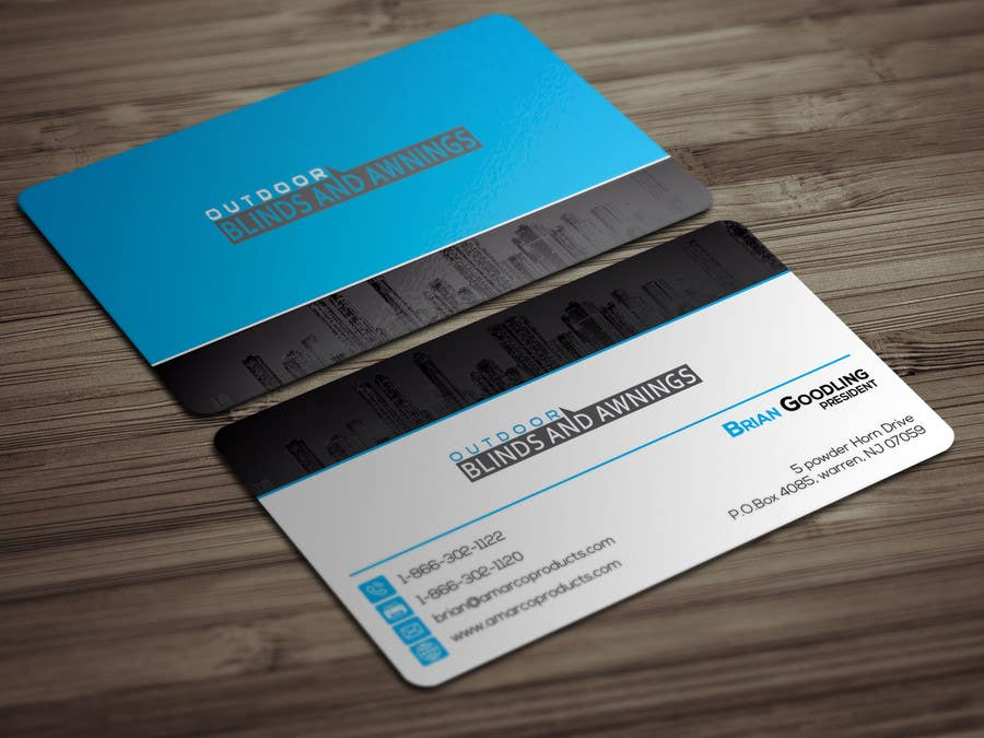 Proposition n°196 du concours Business Card Design for Real Estate Office