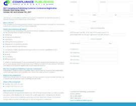 nº 10 pour Design A Registration Form par avinaykumarweb