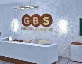 nº 3 pour I need some 3D Graphic Design for office reception desk furniture and signage par Arindam1995