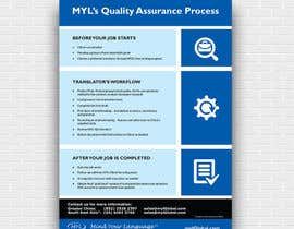 nº 77 pour Design a Flyer (MYL) par creativefolders