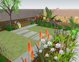 nº 3 pour Design a small landscape design for my front yard par felixdidiw