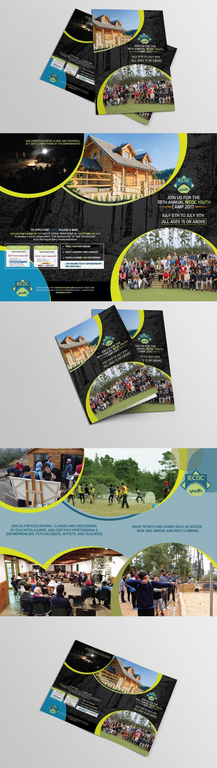 Proposition n°95 du concours Bi-folding Flyer Design