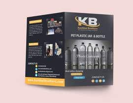 nº 8 pour Design a Brochure for Plastic Container Manufacturer par mariamsadia09