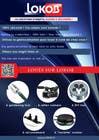 Graphic Design Konkurrenceindlæg #18 for Advertisement Design (Flyer/A4) for a New Start-up (Lokob.com)