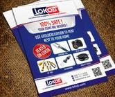 Advertisement Design (Flyer/A4) for a New Start-up (Lokob.com) için 30 numaralı Graphic Design Yarışma Girdisi