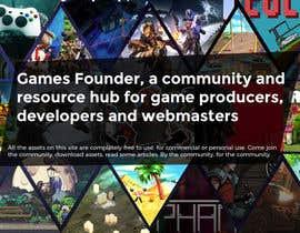 nº 42 pour Indie Game Developer Banner par Biayi81