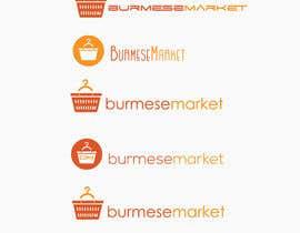 nº 62 pour Logo Needed for burmesemarket par avery01729