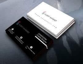 nº 42 pour Design Some Business Cards par kadrulhuda1510