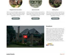 nº 9 pour Design a Website Mockup par pixelwebplanet