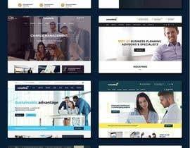nº 5 pour Design a Website Mockup par venegas77