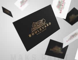 nº 141 pour Show House Logo par makspaint