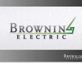 #46 untuk Logo Design for Browning Electric Company Inc. oleh juanfcardoso1