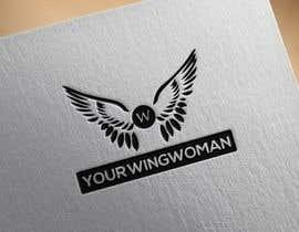 nº 26 pour Logo for Your Wingwoman par Ramkundu789