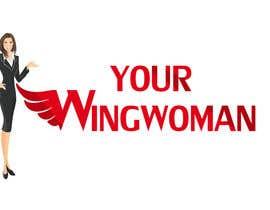 nº 41 pour Logo for Your Wingwoman par mianijlalahmad1