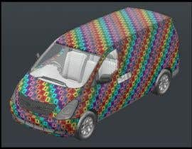 nº 1 pour CAR UV MAPPING / WRAPS UV MAPPING / MAPEO UV VEHICULO par dhante
