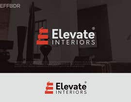 nº 461 pour LOGO DESIGN - Elevate Interiors par useffbdr