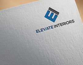 nº 472 pour LOGO DESIGN - Elevate Interiors par silverlogo
