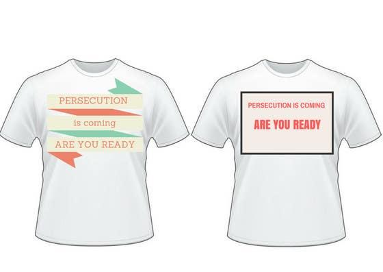 Proposition n°53 du concours Design a T-Shirt@@